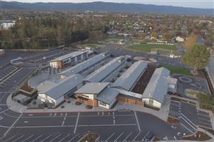 Steindorf Aerial View